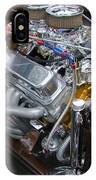 1938 Ford Roadster Go Power IPhone Case