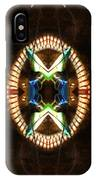 Going In For The Cut IPhone Case