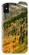 Gold In Colorado IPhone Case