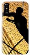 Golden Art IPhone Case