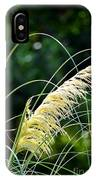 Golden Feather IPhone Case