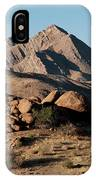 Golden Gold Butte IPhone Case