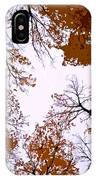 Golden September ... IPhone Case