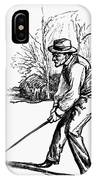 Golf, C1920 IPhone Case