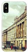 Good Morning! #newcastle #greystreet IPhone Case