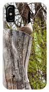 Goose Tree IPhone Case