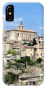 Gordes In Provence IPhone Case