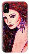 Gorgeous Woman IPhone Case