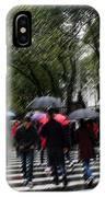 Gotham Rainy Day IPhone Case