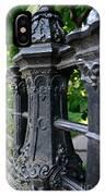 Gothic Design IPhone Case