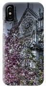 Gothic Paris IPhone Case
