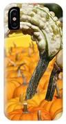 Gourd Heart IPhone Case