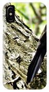 Grackle 1 IPhone Case