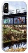 Graffiti Bridge IPhone Case