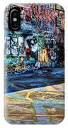 Graffiti Playground IPhone Case