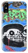 Graffiti Provence France IPhone Case