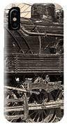 Grand Canyon Railroad Locomotive IPhone Case