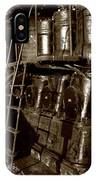 Grand Old Diesel IPhone Case