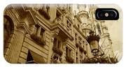 Grand Place Perspective IPhone Case