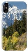Grand Teton IPhone Case