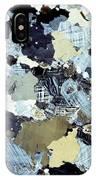 Granite Rock, Light Micrograph IPhone Case