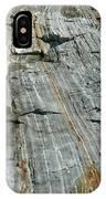 Granite With Quartz Inclusions IPhone Case
