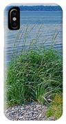 Grass On The Beach IPhone Case