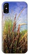Grasses Standing Tall IPhone Case