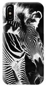 Gravy Zebra IPhone Case