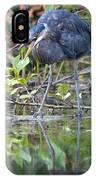 Great Blue Heron 2 IPhone Case