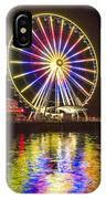 Great Wheel 189 IPhone Case