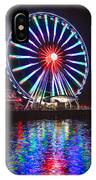 Great Wheel 199 IPhone Case