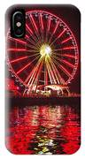 Great Wheel  IPhone Case