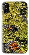 Green Algea IPhone Case