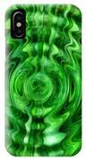 Green As Grass IPhone Case