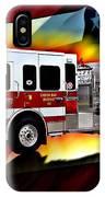 Green Bay Engine 411 IPhone Case