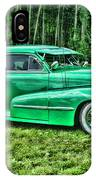 Green Classic Hdr IPhone Case