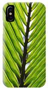 Green Fronds IPhone Case