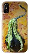 Green Gourd IPhone Case