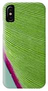Green Leaves Series  7 IPhone Case