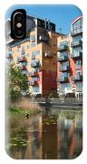 Greenwich Millennium Village IPhone Case