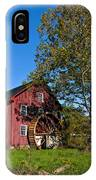 Grist Mill Painted IPhone Case