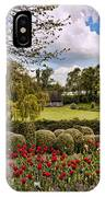 Grounds At Leeds Castle  IPhone Case
