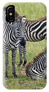 Group Of Barcodes IPhone Case