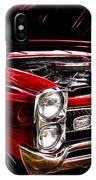 GTO IPhone Case