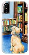 Guide Dog Training IPhone Case