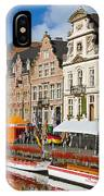 Guild Houses IPhone Case