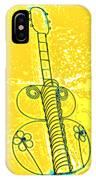 Guitar 2c IPhone Case