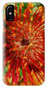 Gum Flower IPhone Case
