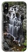 Hadlock Falls Acadia IPhone Case